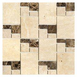 DUNIN Travertine mozaika kamienna Tract Mix 90