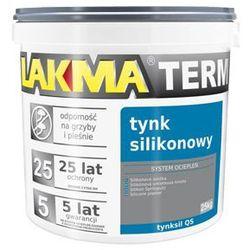Tynk silikonowy Lakma renowacyjny Tynksil QS Repair 25 kg