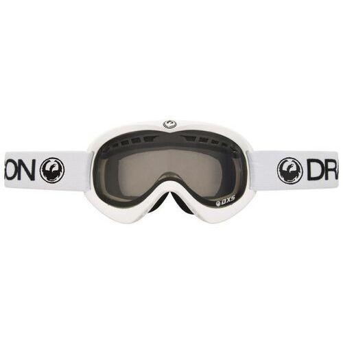Kaski i gogle, gogle snowboardowe DRAGON - Dxs Powder (Smoke) (127)