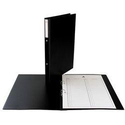 Segregator teczka akt osobowych A4 2cm PVC A,B,C,D - czarny \ 2cm