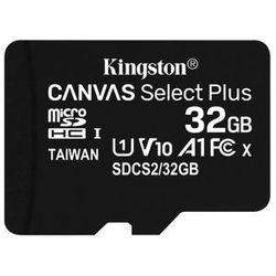 KINGSTON MicroSDHC 32GB 100MB/s SDCS2/32GBSP