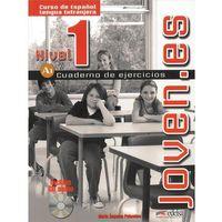 Książki do nauki języka, Joven.es cuadrano de ejercicios A1 nivel 1 /CD gratis/ (opr. miękka)