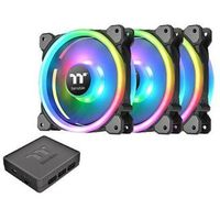 Radiatory i wentylatory, Thermaltake Riing Trio 14 LED RGB Radiator Fan TT