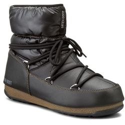 Śniegowce MOON BOOT - W.E. Low Nylon 24006200001 Nero/Bronzo