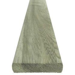 Deska tarasowa sosnowa 24 x 120 x 2400 mm zielona