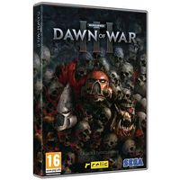 Gry na PC, Warhammer 40.000 Dawn of War 3 (PC)