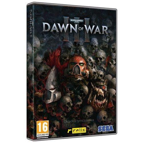 Gry PC, Warhammer 40.000 Dawn of War 3 (PC)