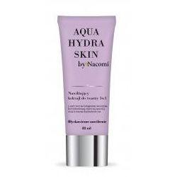 Nacomi, nawilżający koktajl do twarzy 3w1 - Aqua Hydra Skin by Nacomi, 85ml