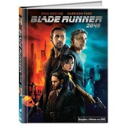 Blade Runner 2049 (DVD) + Książka