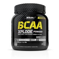 Aminokwasy, OLIMP BCAA Xplode 500g Powder Lemon - Cytrynowy