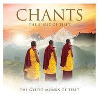 Muzyka relaksacyjna, Chants: The Spirit Of Tibet (CD) - The Gyoto Monks Of Tibet