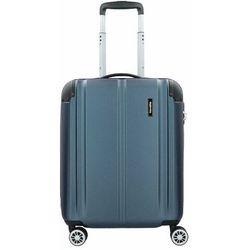 Travelite City mała walizka kabinowa 20/55 cm / granatowa - granatowy ZAPISZ SIĘ DO NASZEGO NEWSLETTERA, A OTRZYMASZ VOUCHER Z 15% ZNIŻKĄ