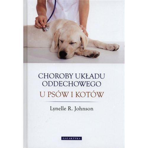 Książki medyczne, Choroby układu oddechowego u psów i kotów (opr. twarda)