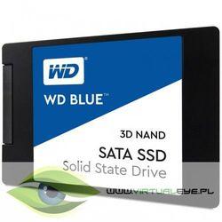 Western Digital Blue SSD 500 GB 3D NAND 2,5'' WDS500G2B0A