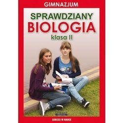 Sprawdziany Biologia Gimnazjum Klasa 2 (opr. miękka)