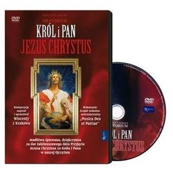 Oratorium Król i Pan Jezus Chrystus - książeczka z filmem DVD