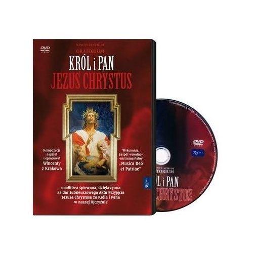Filmy dokumentalne, Oratorium Król i Pan Jezus Chrystus - książeczka z filmem DVD