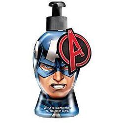 Marvel Capitan Ameryka 2w1 Żel i szampon dla dzieci 300 ml