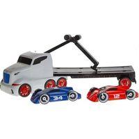 Pozostałe samochody i pojazdy dla dzieci, Laweta z autami na magnes