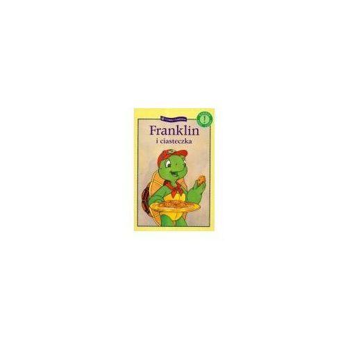 Książki dla dzieci, Franklin i ciasteczka. (opr. miękka)