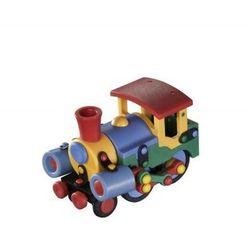 Zestaw do składania MIC-O-MIC Wesoły Konstruktor Mała lokomotywa