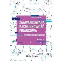 Biblioteka biznesu, Zaawansowana rachunkowość finansowa... (opr. broszurowa)