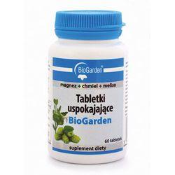 Tabletki Uspokajające Biogarden x 60 tabletek