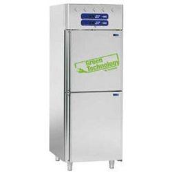 Szafa chłodniczo-mroźnicza z wentylacją | -2°C do +8°C / -15°C do -25°C | 750x820x(H)2025 mm
