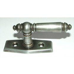 Klamka okienna MX 1-ramienna stare srebro