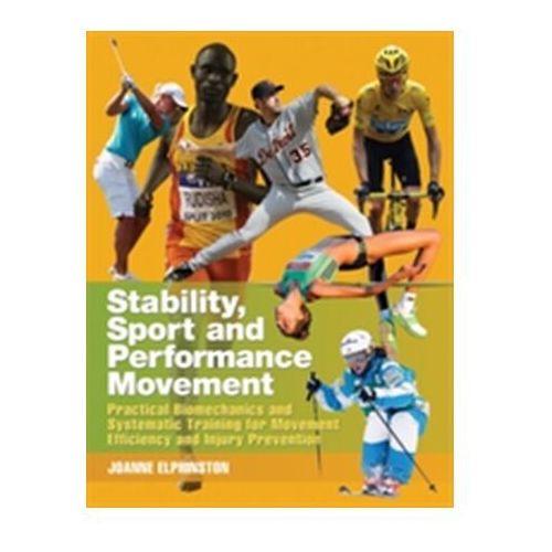 Książki o zdrowiu, medycynie i urodzie, Stability, Sport and Performance Movement