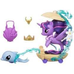 My Little Pony Movie Kucykowe historie Podwodny Rydwan C3284 - Hasbro
