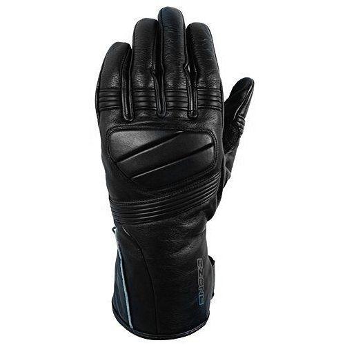 Rękawice motocyklowe, RĘKAWICE OZONE TOURING BLACK