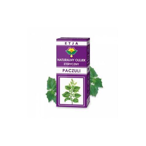 Olejki zapachowe, Etja Naturalny olejek eteryczny PACZULOWY 10 ml