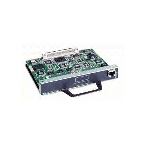 Pozostały sprzęt sieciowy, Cisco PA-VXC-2TE1+ 2 port TE1 hi-capacity enhanced voice PA