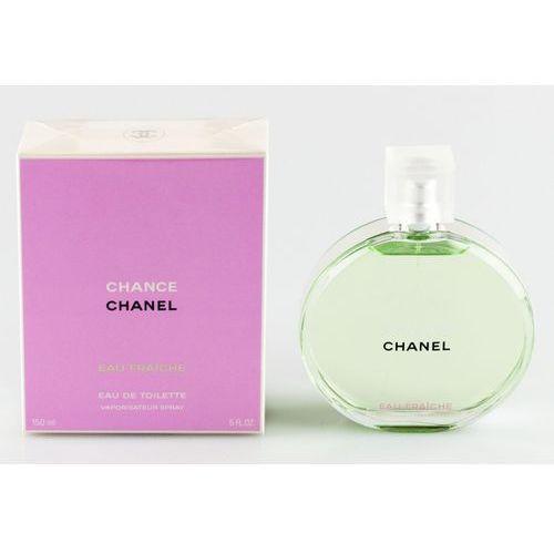 Wody toaletowe damskie, Chanel Chance Eau Fraiche 150ml W Woda toaletowa