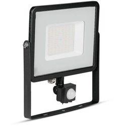 Naświetlacz Halogen Reflektor 50W V-TAC LED z czujnikiem