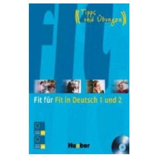 Książki do nauki języka, Fit Fuer Fit In Deutsch 1 2 Buch Mit Cd (opr. miękka)