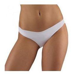 Figi ciążowe LUX Mini - Białe