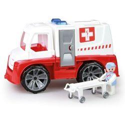 TRUXX Ambulans z akcesoriami 28 cm Luzem w kartonie