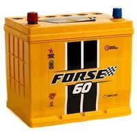 Akumulatory samochodowe, Akumulator FORSE 60Ah 540A EN JAPAN LEWY PLUS