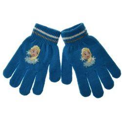 Rękawiczki dziecięce Frozen Kraina Lodu - Niebieski