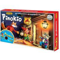 Planszówki, Pinokio Gra planszowa