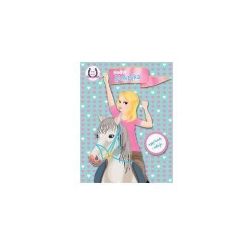 Książki dla dzieci, Mój konik. Modna dżokejka 2 - Praca zbiorowa (opr. broszurowa)
