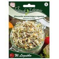 Nasiona, Smak Zdrowia Mieszanka wzmacniająca organizm na kiełki 30g Legutko