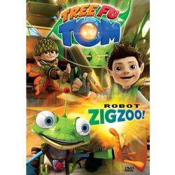 Tree Fu Tom. Robot Zigzoo! (DVD) - Cass Film DARMOWA DOSTAWA KIOSK RUCHU