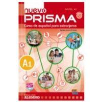 Książki do nauki języka, Nuevo Prisma Nivel A1 Podręcznik + Cd (opr. miękka)