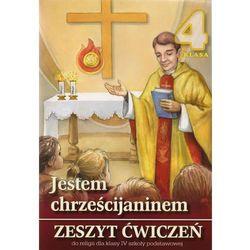 Jestem chrześcijaninem 4 Zeszyt ćwiczeń (opr. miękka)
