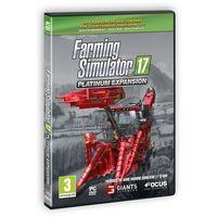 Gry na PC, Farming Simulator 2017 Dodatek Platynowy (PC)