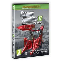 Farming Simulator 2017 Dodatek Platynowy (PC)