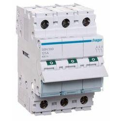 Rozłącznik modułowy 3x125A 400V SBN399 HAGER